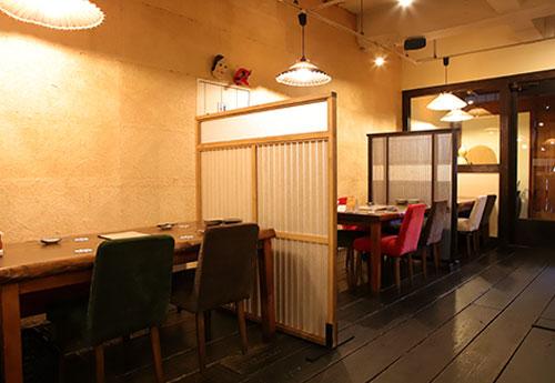 【創作鉄板ダイニング えん家】鳥取駅から徒歩10分の居酒屋