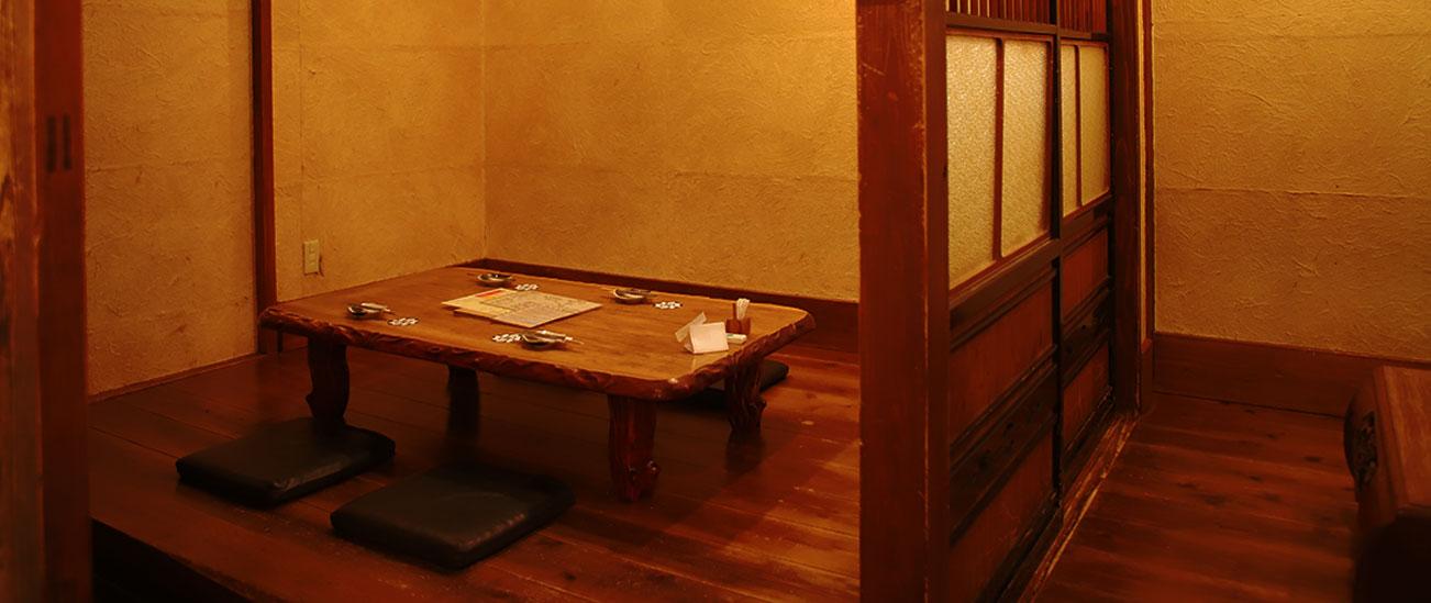 【創作鉄板ダイニング えん家】鳥取駅から徒歩10分の居酒屋 個室